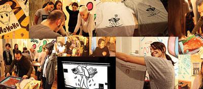 Unilever ile Tişört Tasarımı ve Baskı Şöleni