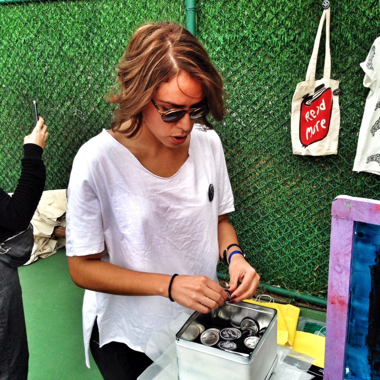 Istanbul Comic & Art Festival'de keyifli bir gün