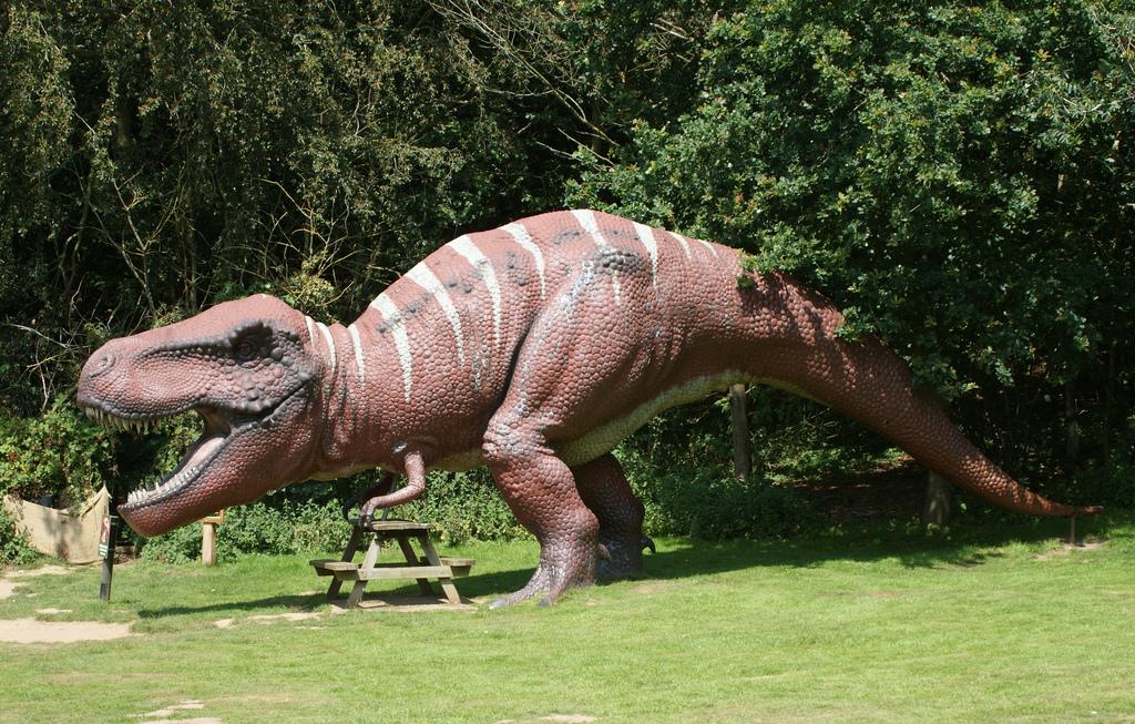 Dinosaur Adventure Park - Halloween