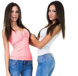 модели близнецы