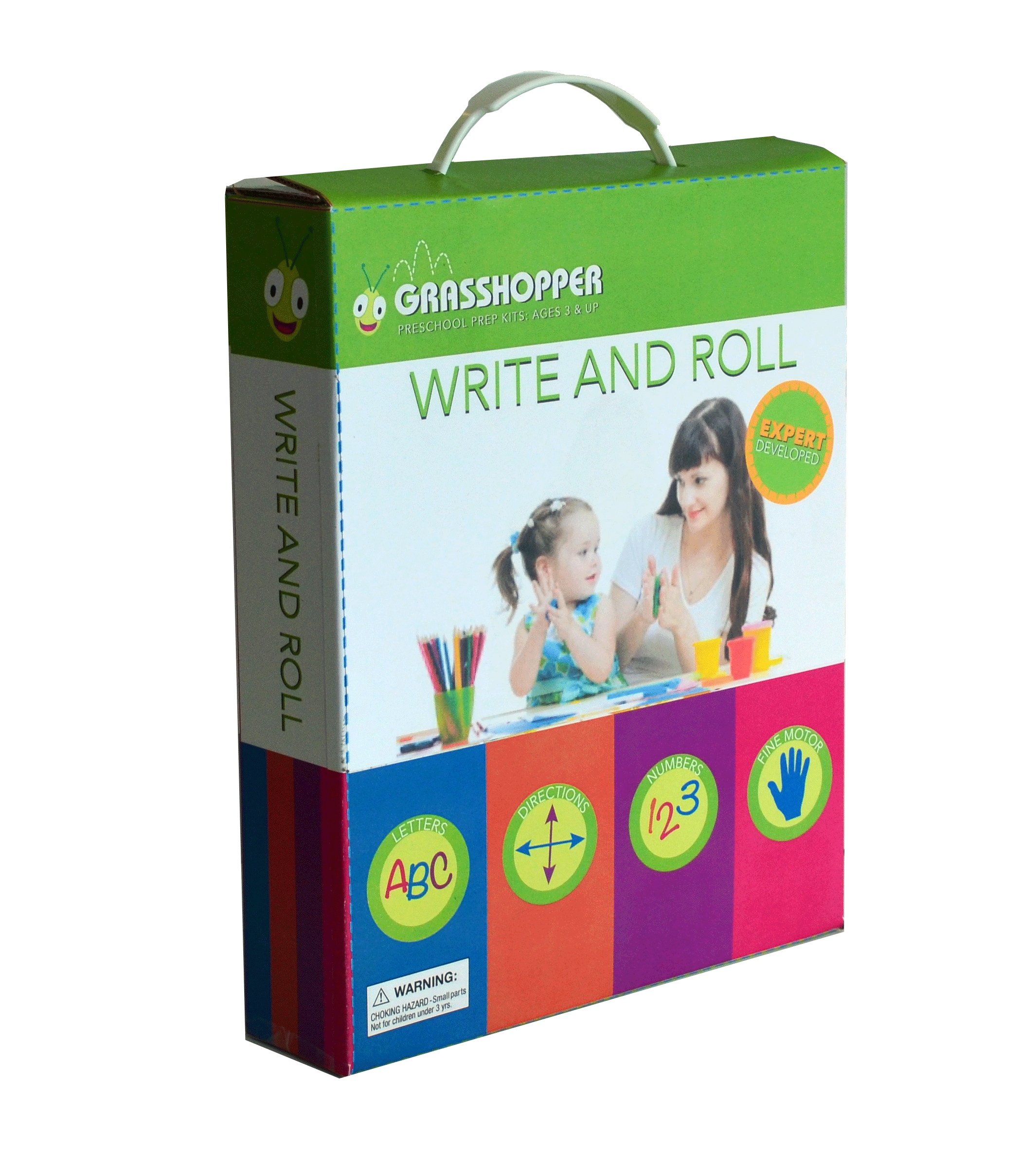 Grasshopper Preschool Prep Kits