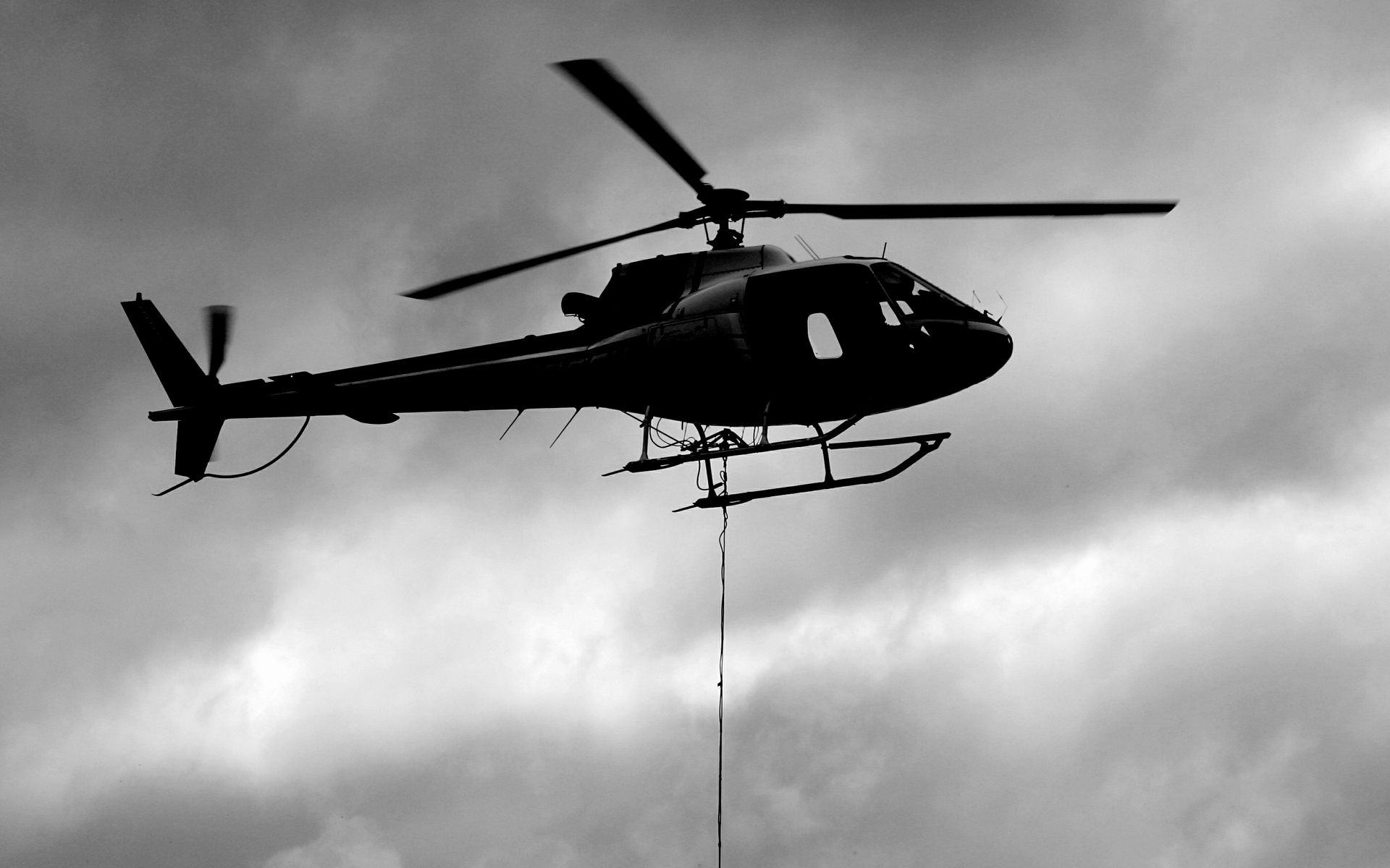 Helicopter Utility and Lift Work