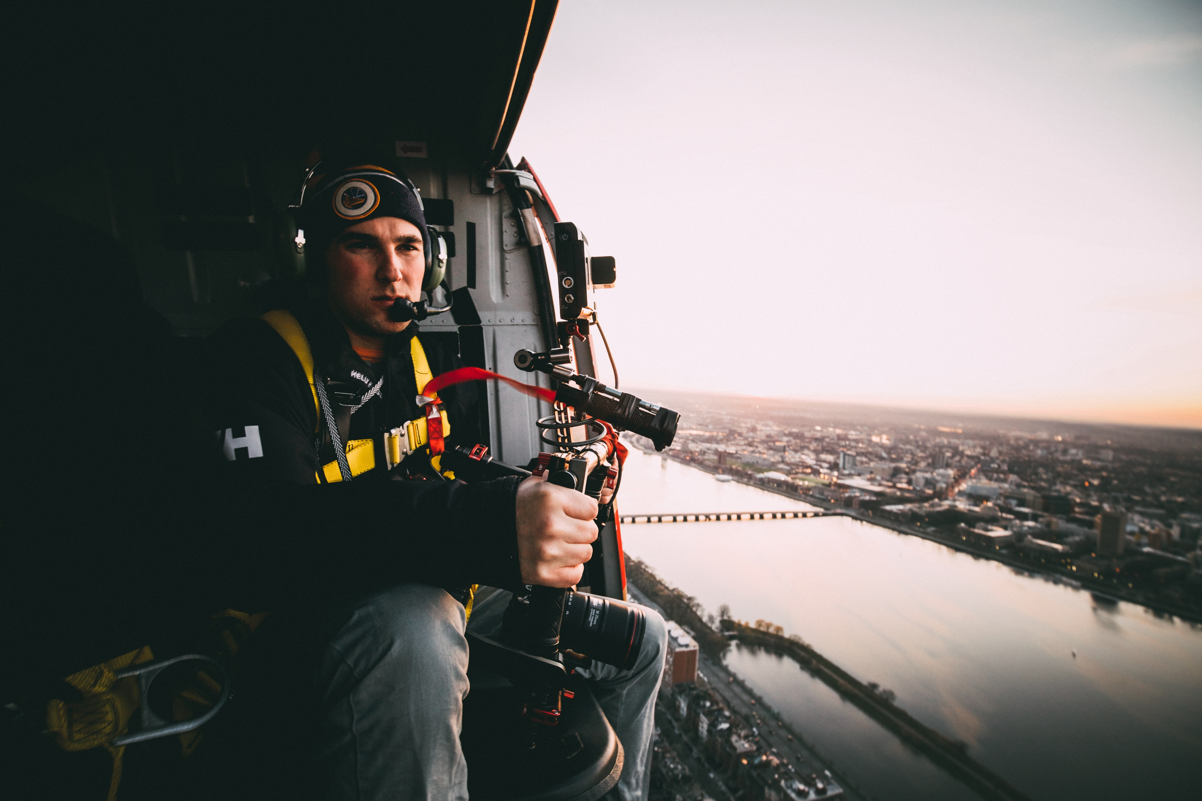 Photography & Film Helicopter Services