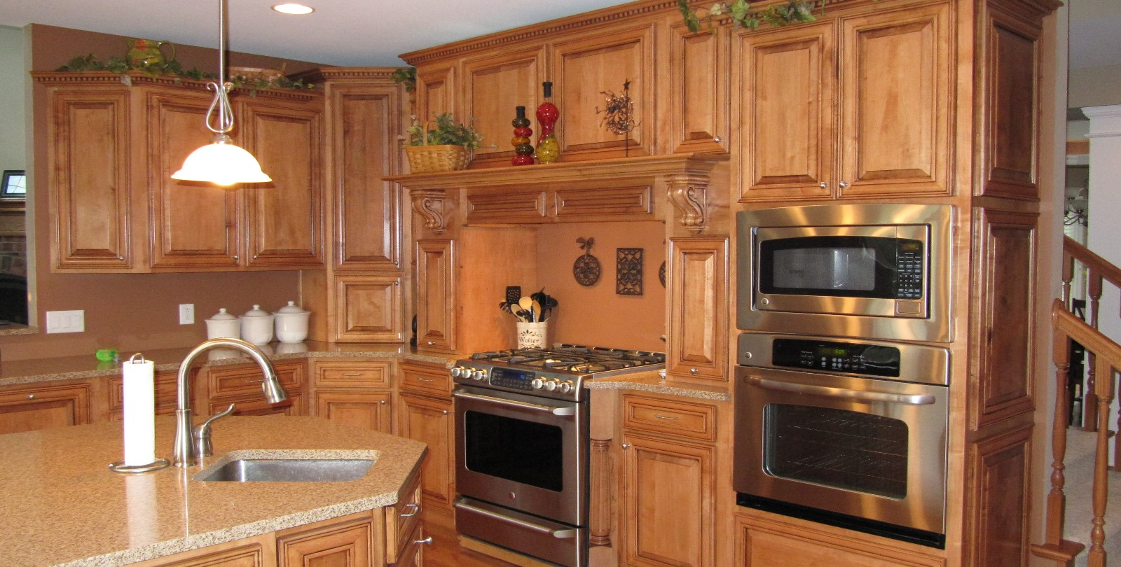 Wolter S Custom Cabinets Llc