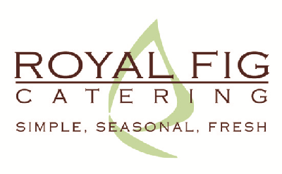 Royal Fig Catering Logo