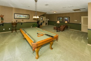 Intracoastal Home-pool room
