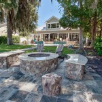 Intracoastal Home-fire pit