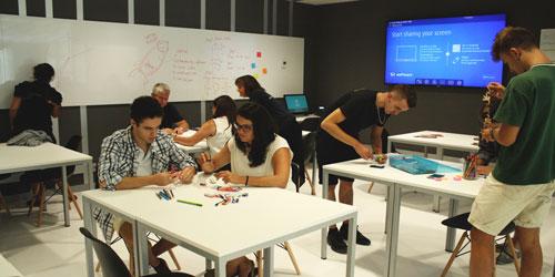 Aula ESADE Fabricación digital