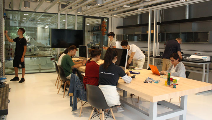 Lab ESADE Fabricación Digital