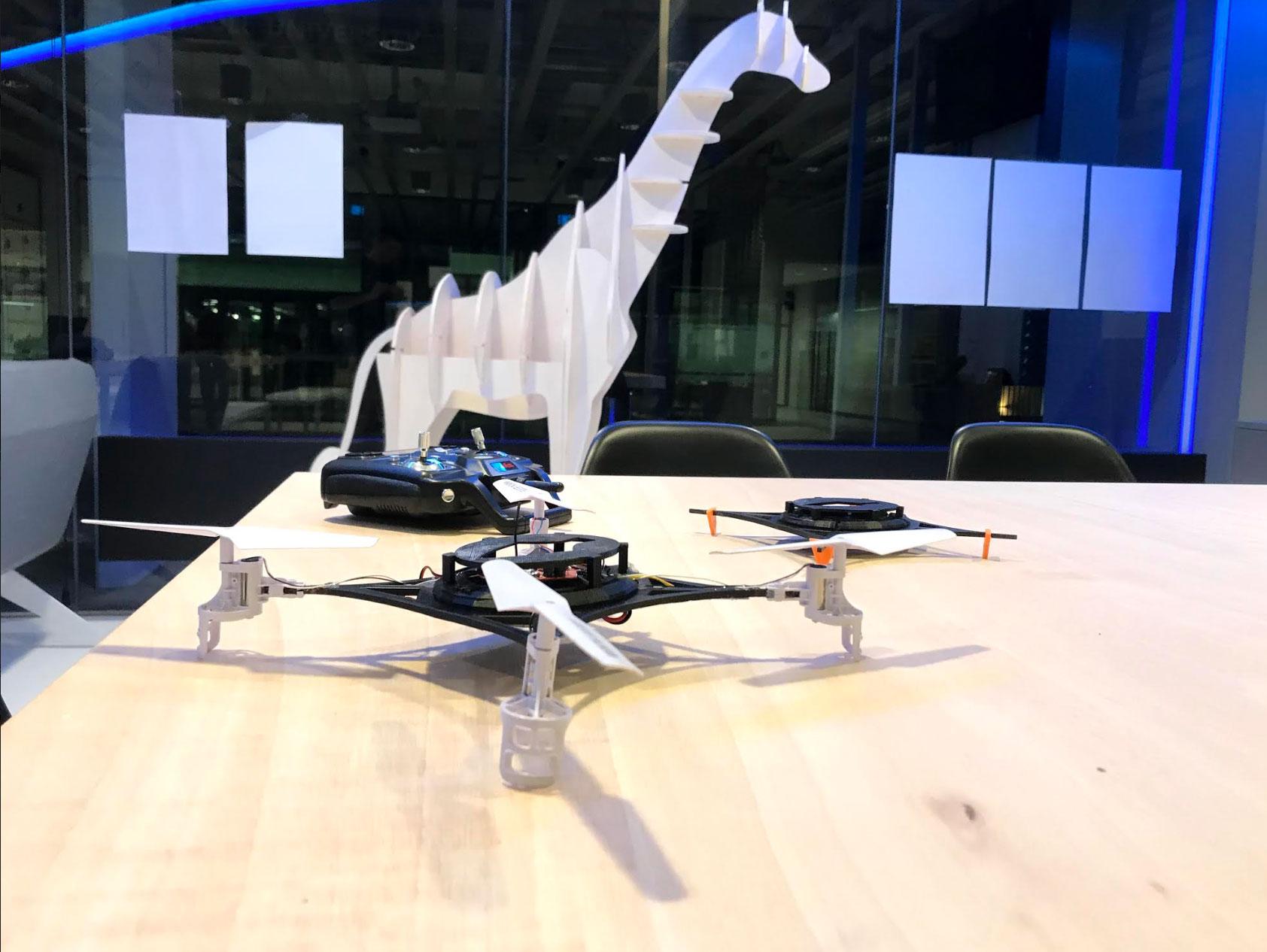 Diseña Dron