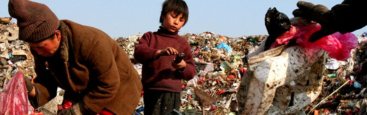 extreme poverty and child labour