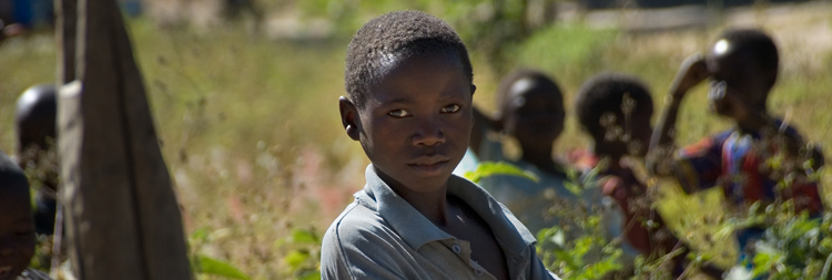 Child fostering saving entire communities in South Africa