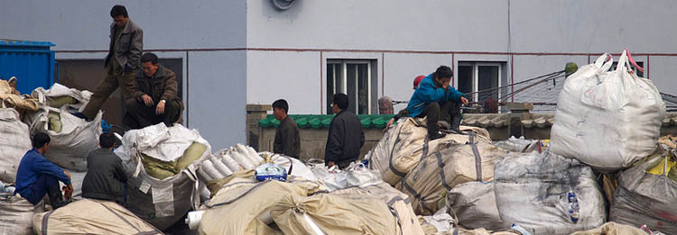 Food aid in North Korea