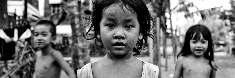 Healthcare and child poverty in Cambodia