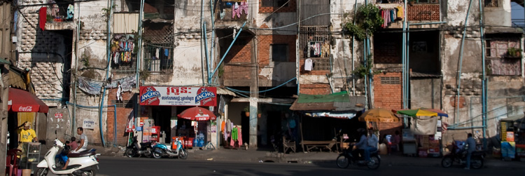 The rise of urban poverty in Cambodia