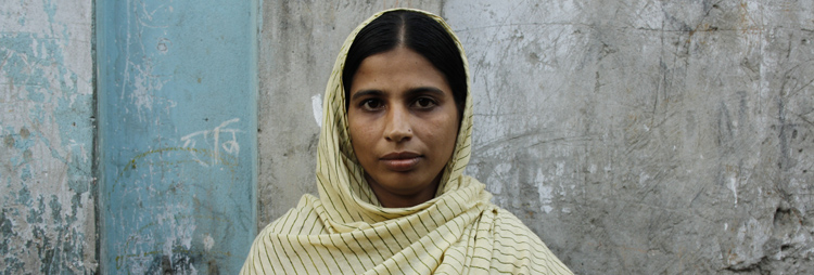 What is the place of women in anti-poverty programs in Bangladesh?
