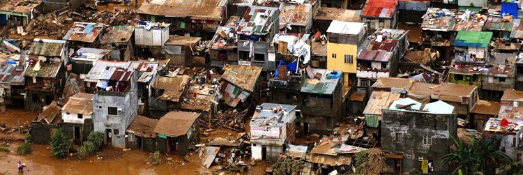 Urban poverty & slums in Mexico