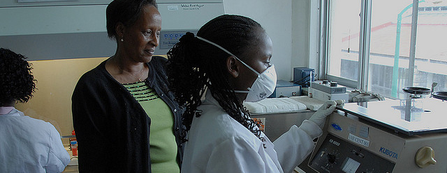 public health & diseases in Africa / photo courtesy of US Army Africa on Flickr