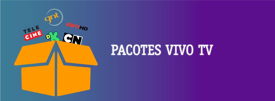 PACOTES DE VIVO TV