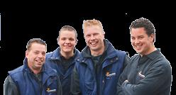 Team van De Rioolmeester