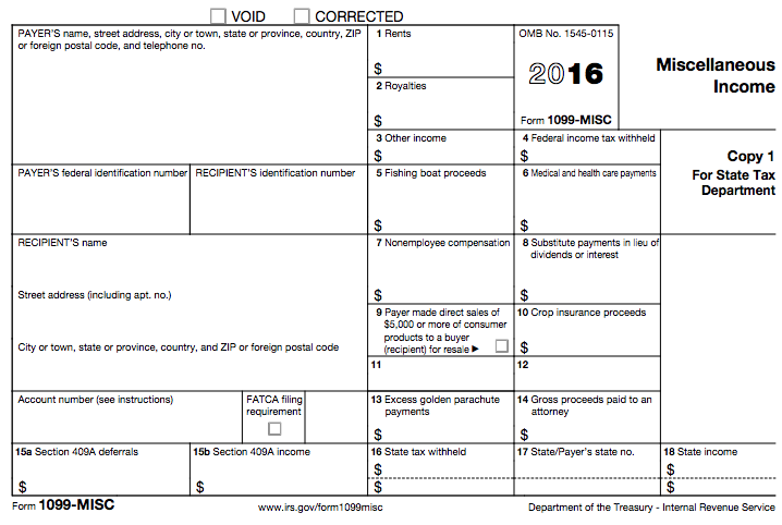 Federal 1099 Filing Requirements 1099 Misc 1099 K