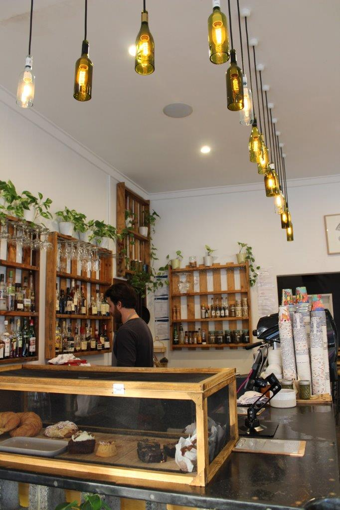 Little Lefroy's coffee and food