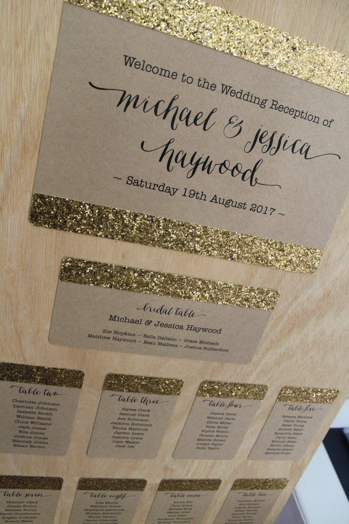 Starfish Lane invitation designs