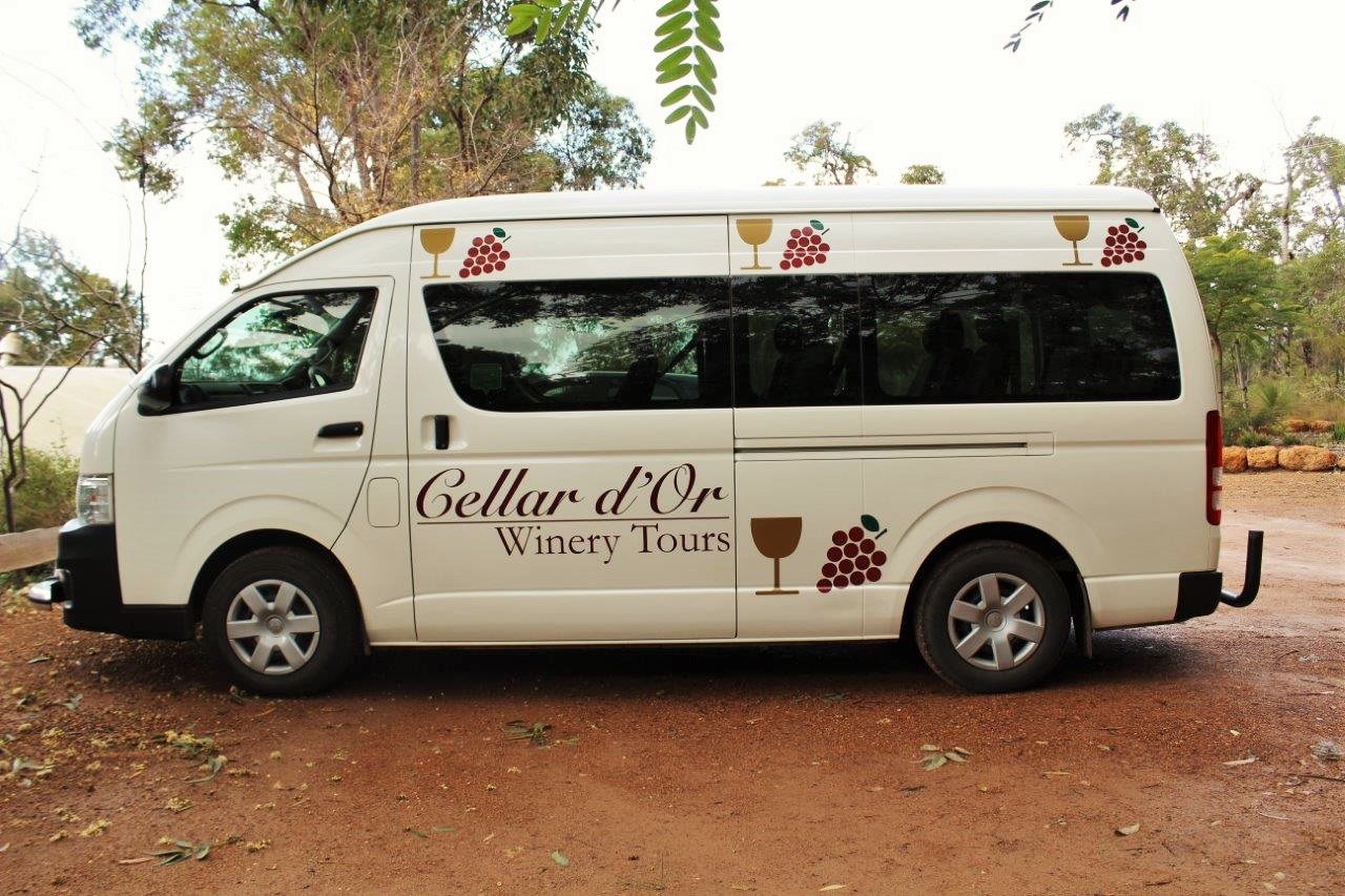 Cellar d'Or Winery Tours