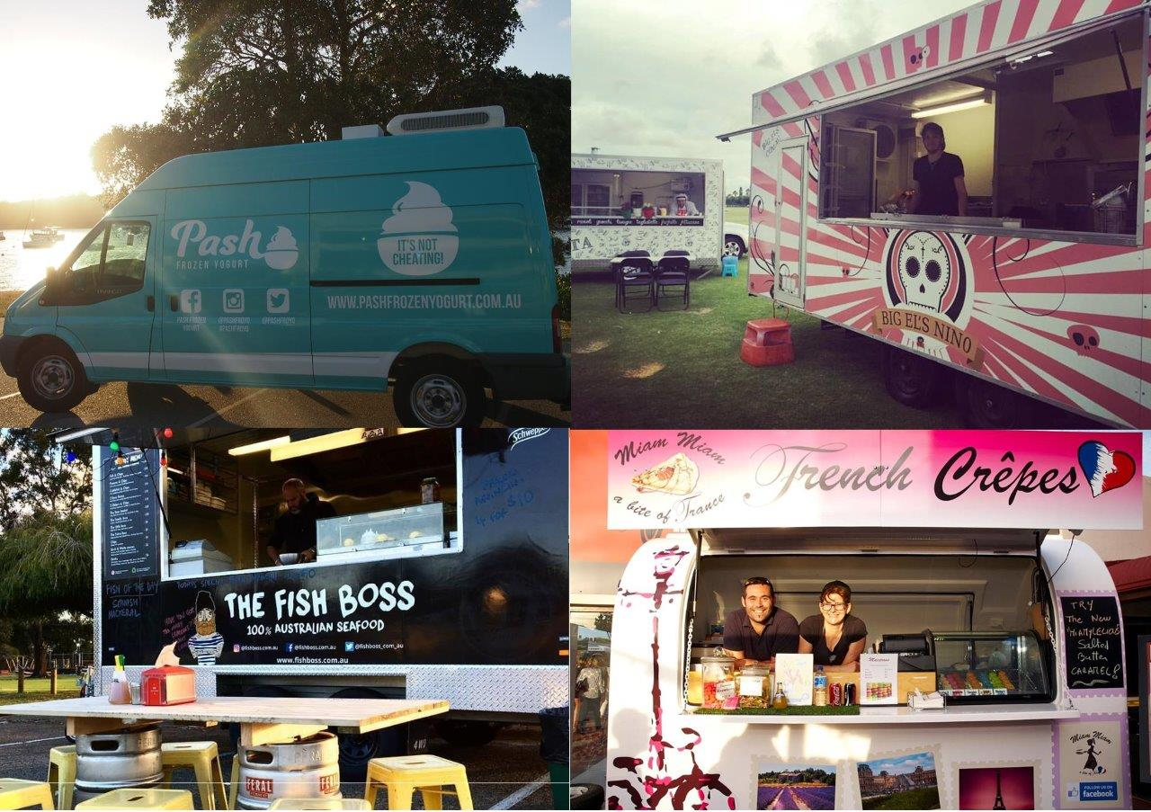 World's Best Food Truck Competition