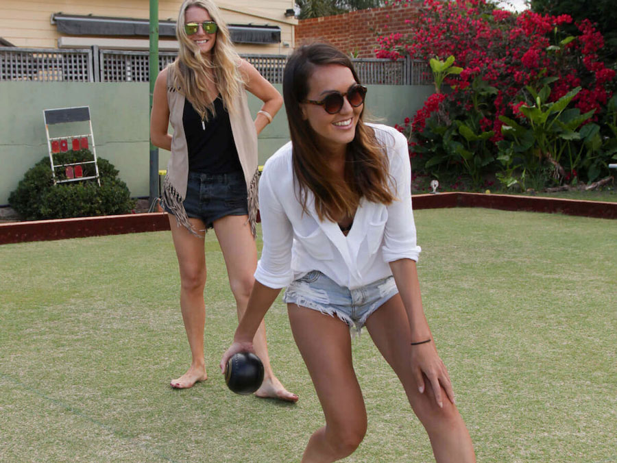 Bowled Over Dating lawn bowls speed dating