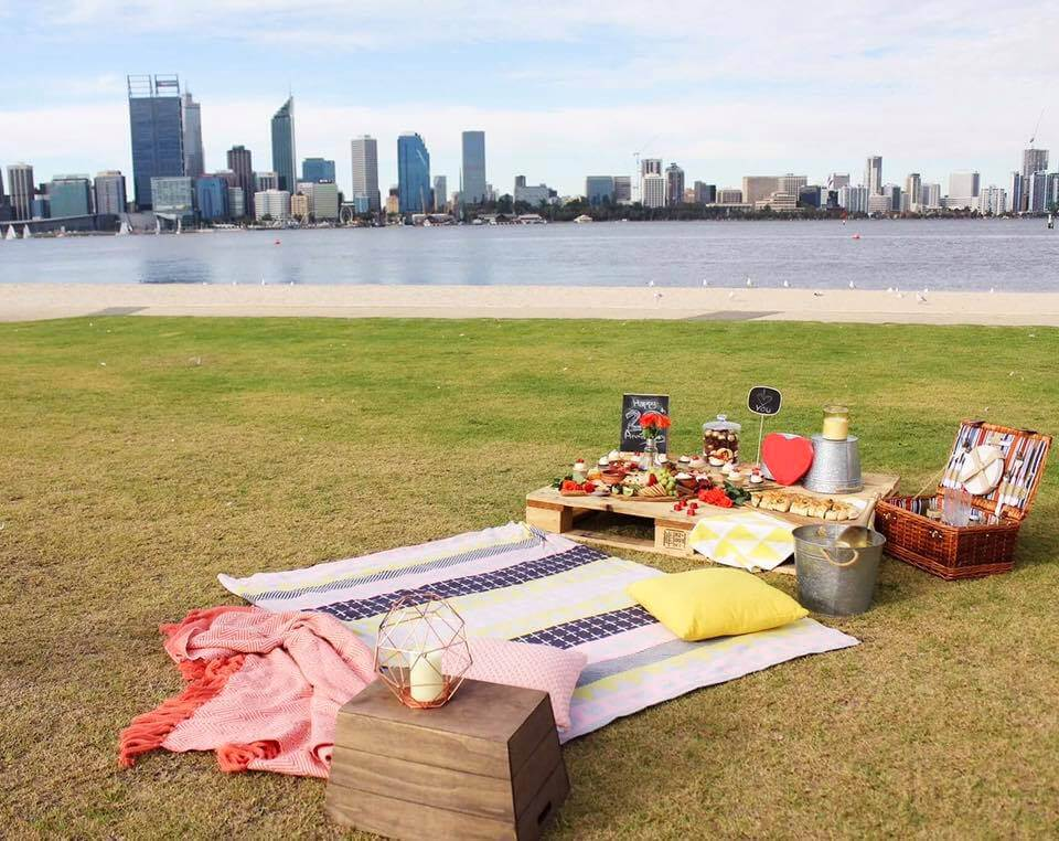 South Perth picnic platter - Tapas Addict