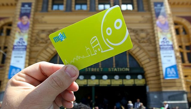Solving myki's Problems using Human-Centred Design