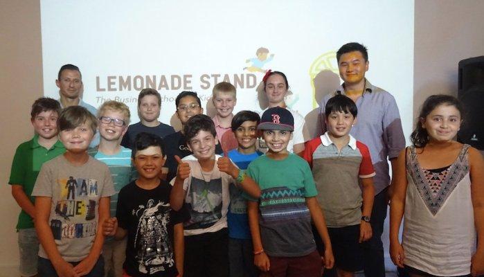 A Success Story in Teaching Children Entrepreneurship