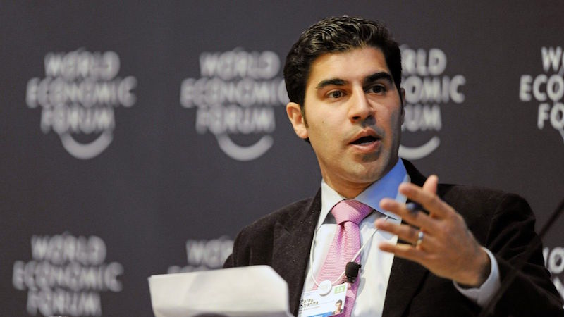 Podcast: The Future of the Global Economy with Parag Khanna