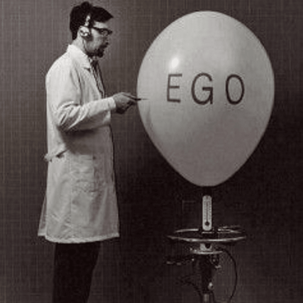 Podcast: Kill Your Ego!