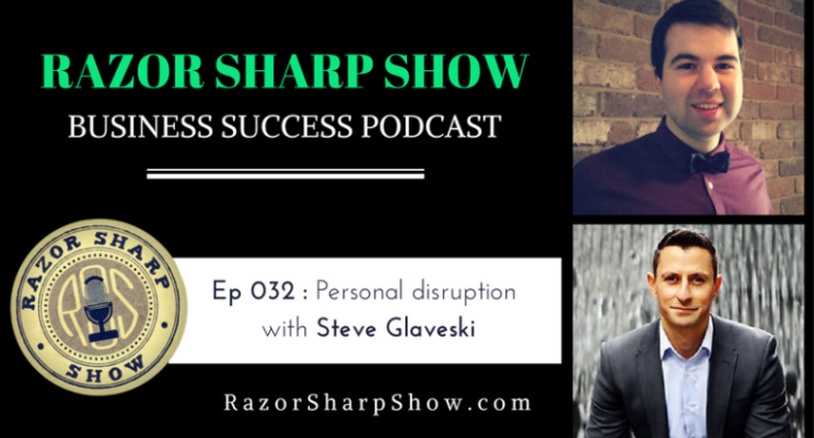 Podcast: Personal Disruption