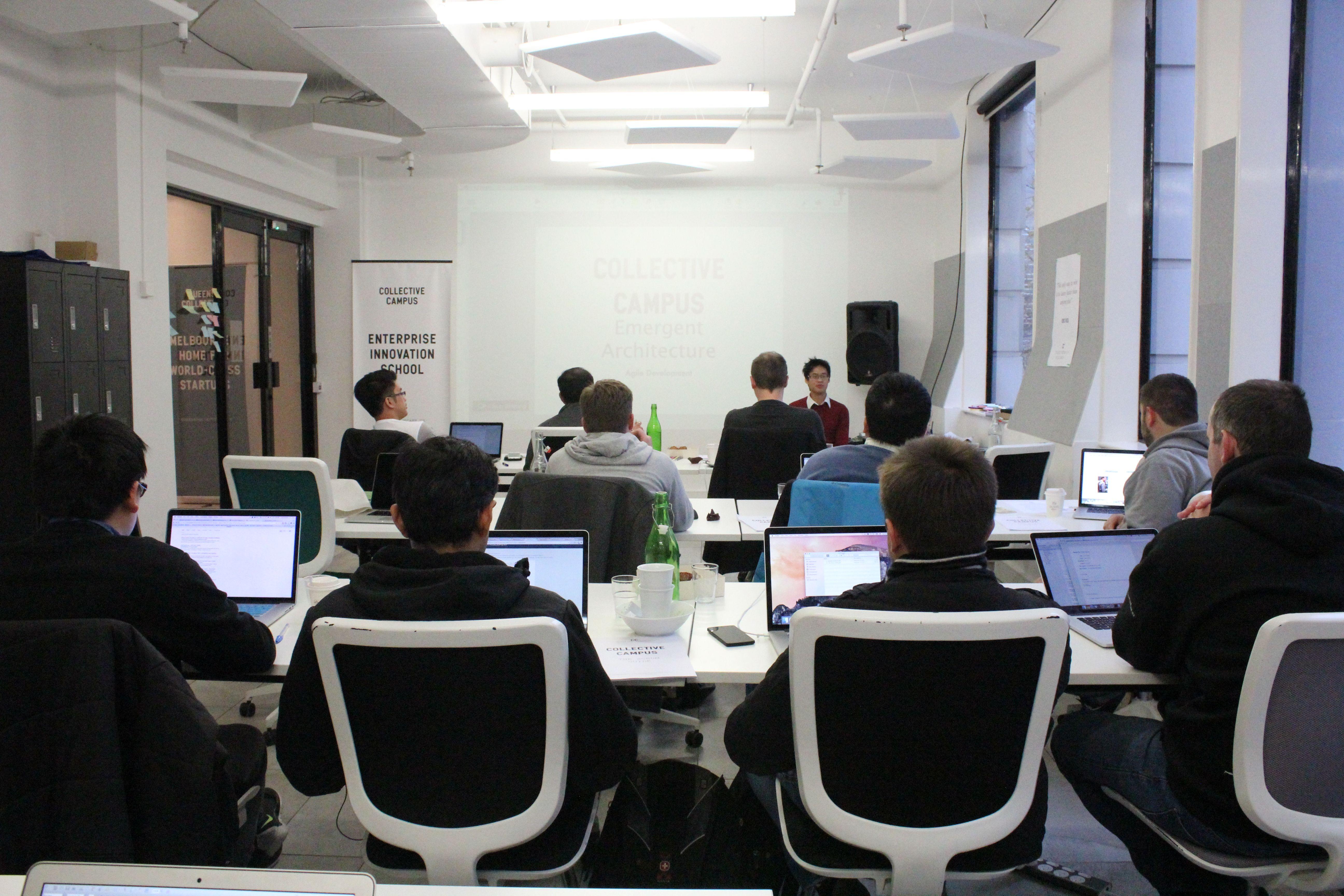 Delivered a 2 day Agile (SCRUM) workshop