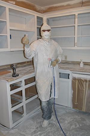 Superior Kitchen Cabinet Floors Refinishing