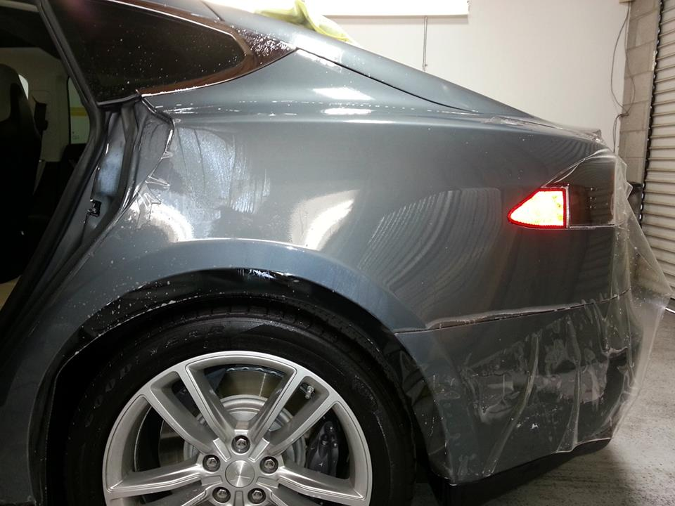 paint protection technology