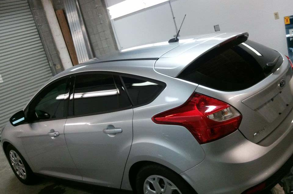 Automobile Window Film