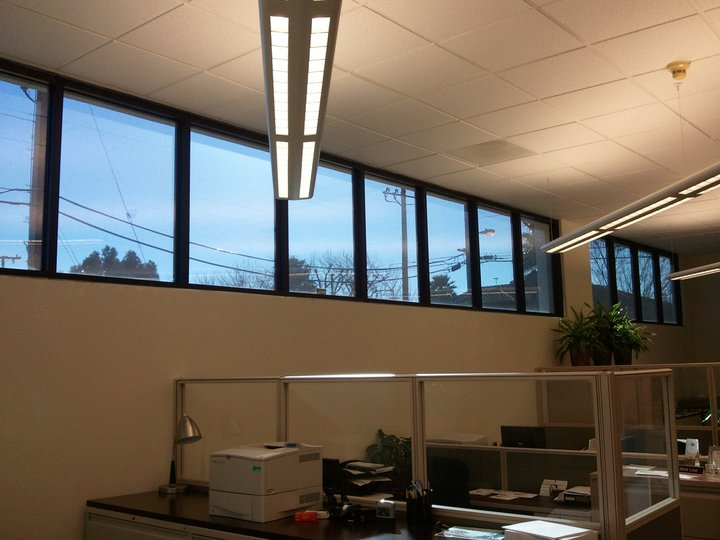 Reduce Glare in Office Buildings