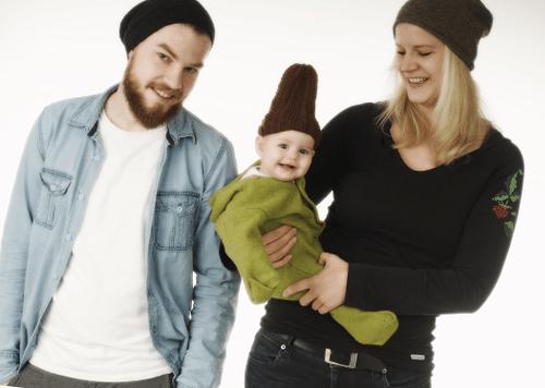 kreatives Familienfoto