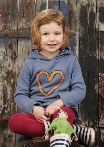 Kinderportrait sinnlich