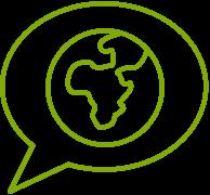 Sprachkurse Icon