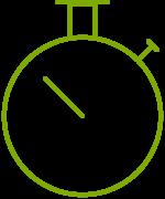 Zeitbudget Icon