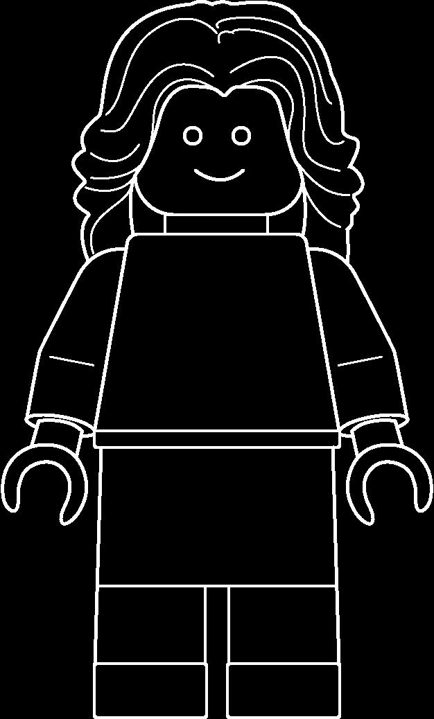Lego-Frau