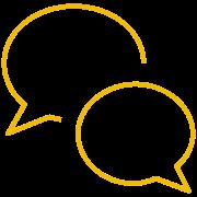 Diskutieren Icon