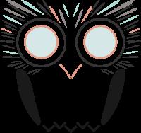 MadSky Design Owl
