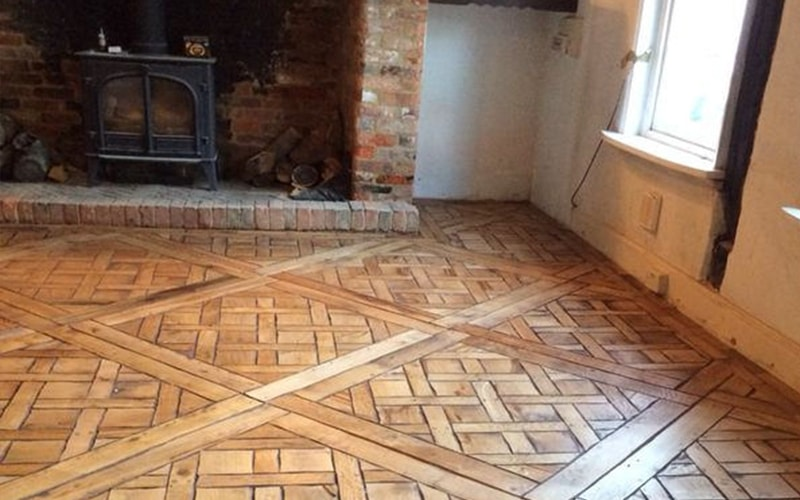 Versailles parquet flooring category image
