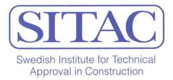 SITAC Accreditation - Borrteknik Borehole Drillers Scotland